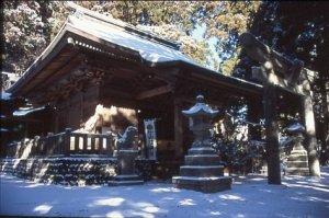 (宗)山住神社